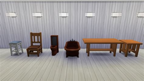 How To Woodwork In Sims Freeplay
