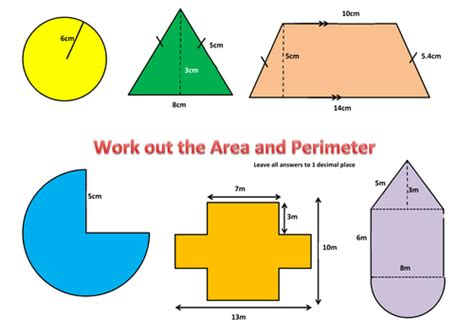 How To Work Out Composite Figures Ppt
