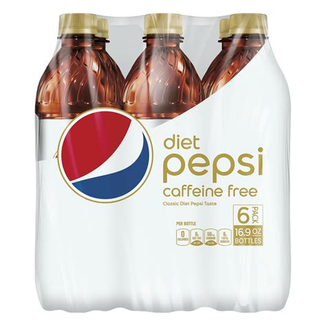How many calories in a caffeine free diet pepsi have Image