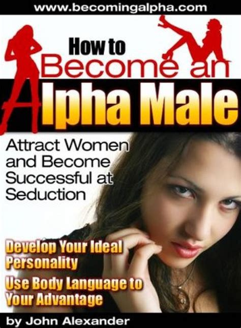 [pdf] How To Become An Alpha Male By John Alexander.