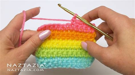 @ How To Crochet For Beginners - Easy And Simple Tutorial By Naztazia.