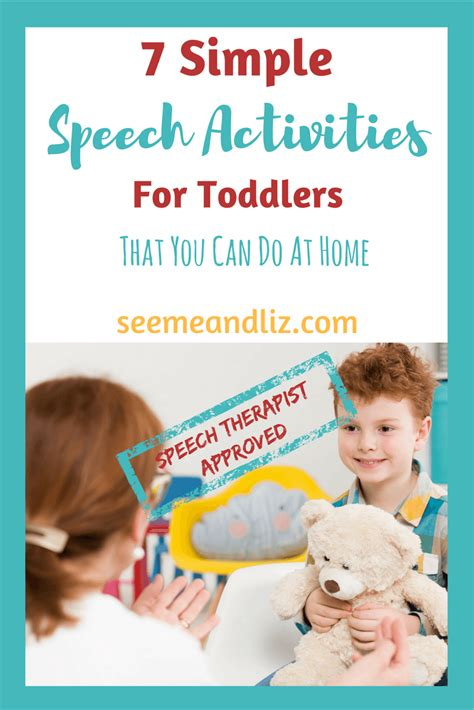 [click]how To Do Speech Therapy With Toddlers At Home.