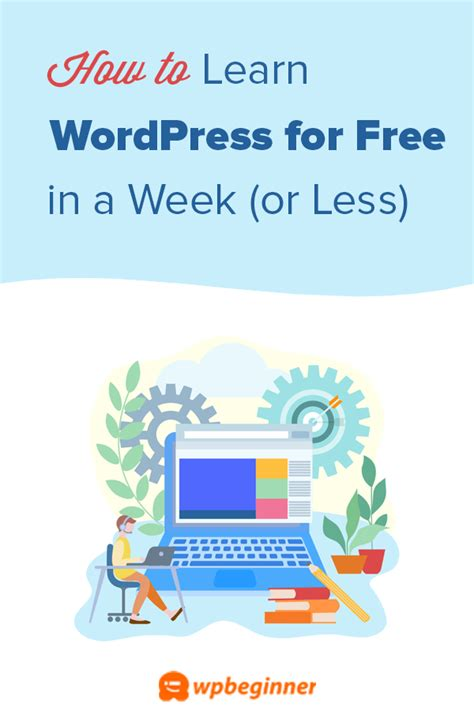 @ How To Learn Wordpress For Free In A Week Or Less .