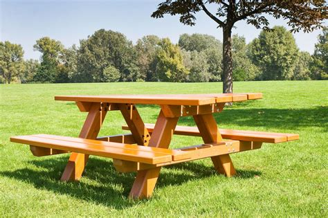 How to build a picnic table this old house Image