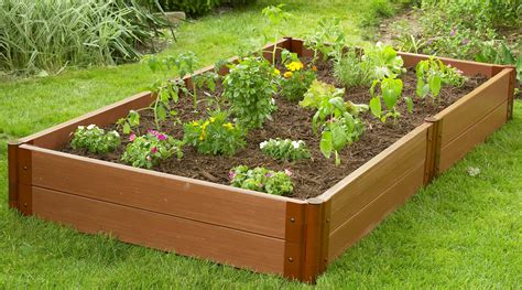 How to build a raised bed garden google Image