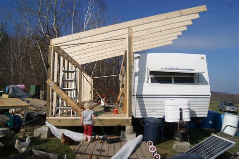 How to build a travel trailer camper Image