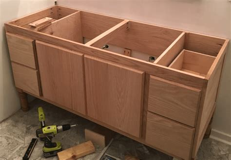 How to build a vanity cupboard Image