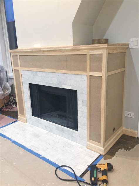 How to build fireplace mantels.aspx Image