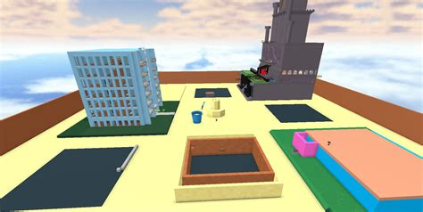 How to make a sandbox game on roblox Image