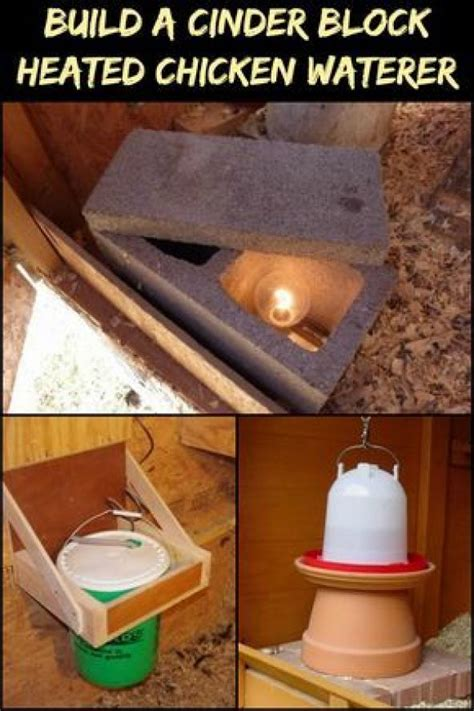 How to make chicken coop warmer Image