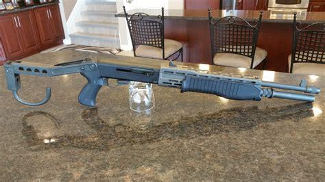 How Much Is A Spas 12 Shotgun And Jt Sports Ak 12 Shotgun Magazine