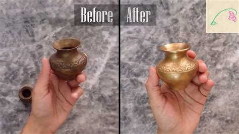 How To Clean A Brass And Copper Cuff
