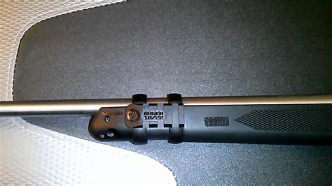How To Install Lasermax On Ruger 10 22 Rifle And Jennings Jr 22 Rifle