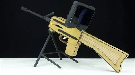 How To Make A Homemade Toy Sniper Rifle And Is A Dmr A Sniper Rifle