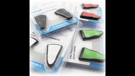 How To Put On Scuf Trigger Extenders And How To Setup Wireless Flash Trigger
