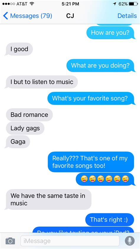How To Start A Text Conversation With A Crush And How To Start Conversation With Girl In Class
