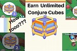 How to Get Unlimited Conjure Cubes