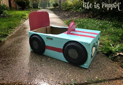 How-Make-Diy-Cardboard-Box-Cars-For-Kids-Truck