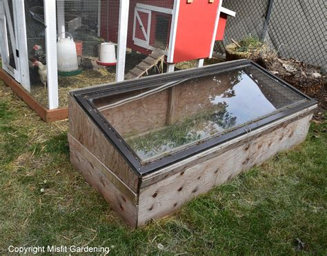 How-To-Build-A-Cold-Frame-Plans