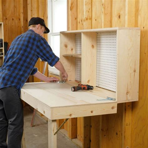 How-To-Build-A-Fold-Down-Workbench