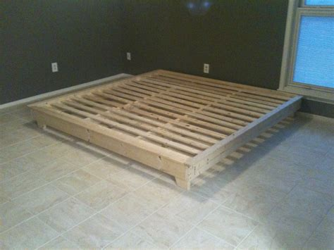 How-To-Build-A-King-Size-Platform-Bed-Plans