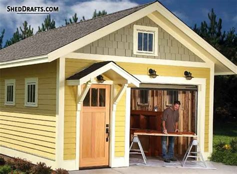 How-To-Build-A-Shed-Plans-Workshop