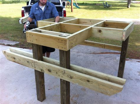 How-To-Build-A-Shooting-Table-Plans
