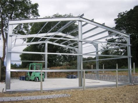 How-To-Build-A-Steel-Shed-Free-Plans