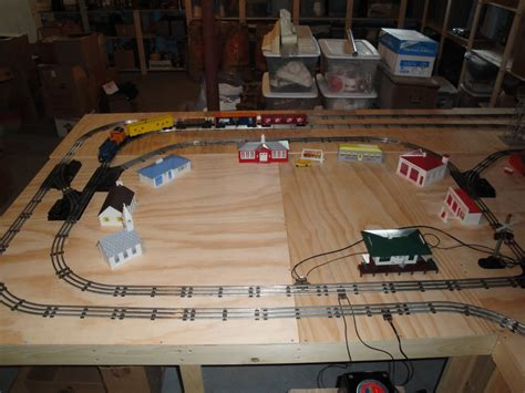 How-To-Build-A-Train-Table-Plans