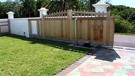 How-To-Build-A-Wooden-Sliding-Gate