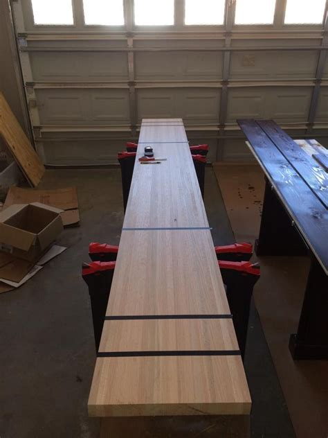 How-To-Build-An-Outdoor-Shuffleboard-Table-Plans