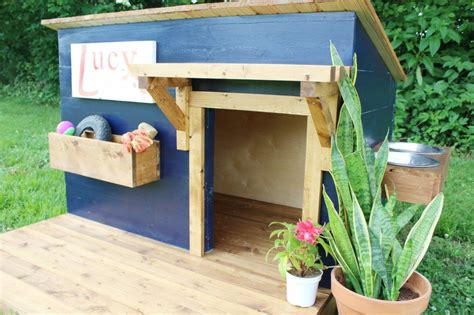 How-To-Build-Your-Own-Dog-House-Plans