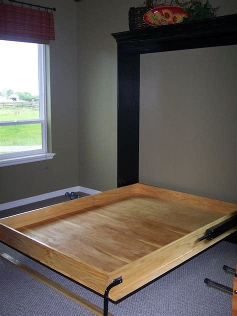 How-To-Build-Your-Own-Murphy-Bed-Plans