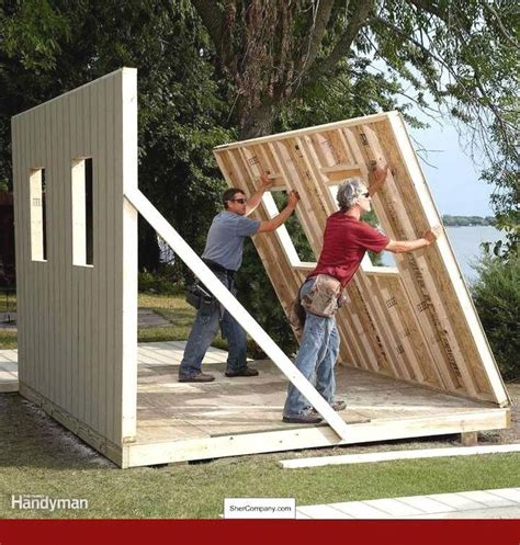 How-To-Build-Your-Own-Shed-Plans