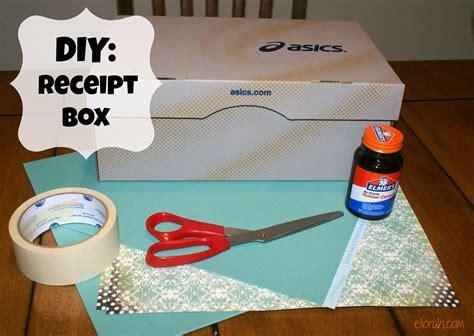 How-To-Diy-A-Receipt-Box