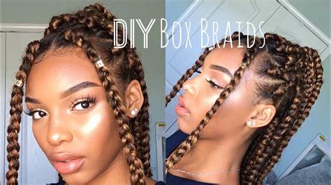 How-To-Do-Box-Braids-Diy