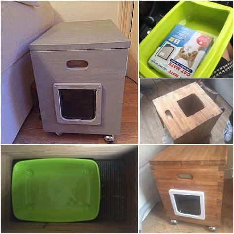 How-To-Make-A-Diy-Cat-Litter-Box