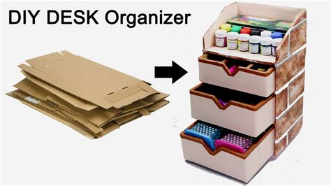 How-To-Make-A-Diy-Desk-Organiser-Using-Cardboard