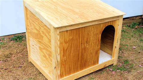 How-To-Make-A-Dog-Kennel-Diy