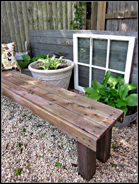 How-To-Make-A-Garden-Bench