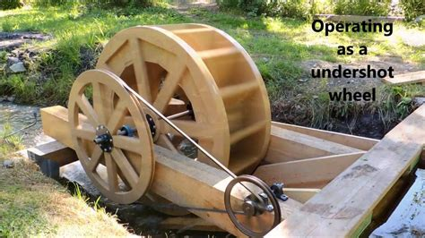 How-To-Make-A-Small-Water-Wheel