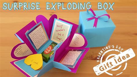 How-To-Make-Diy-Surprise-Gift-Box