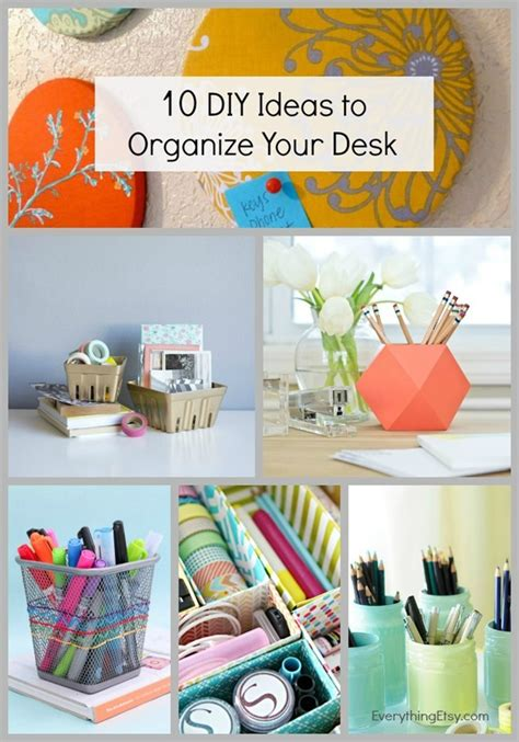 How-To-Organize-Your-Desk-Diy