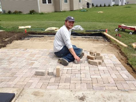 How-To-Pave-A-Patio-Diy