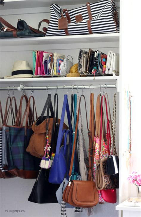 How-To-Store-Purses-Diy