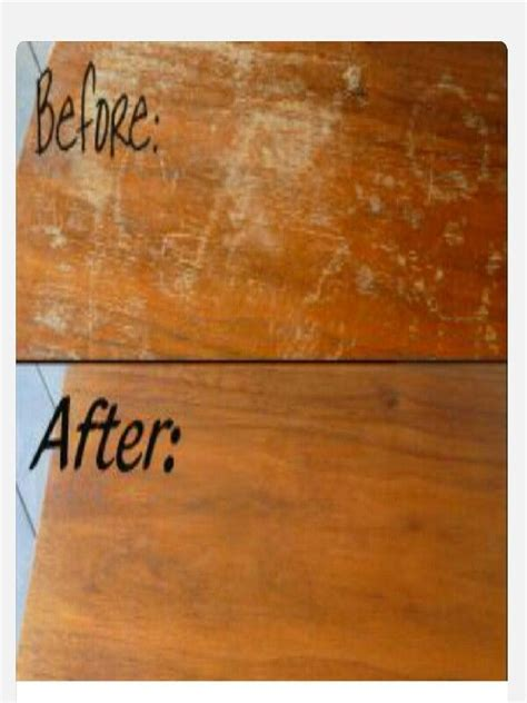 How-To-Take-Scratches-Out-Of-Wood-Tables-Diy