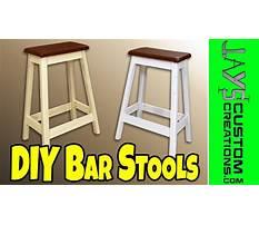 Best How do i make a bar stool