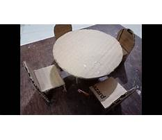 Best How do you make a chair out of cardboard
