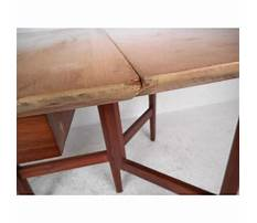 Best How to attach a gate leg table plans