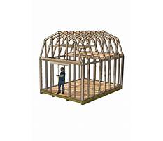 Best How to build a 12x8 shed